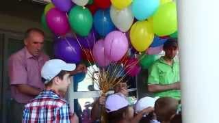 видео День рождения в музее, организация праздника