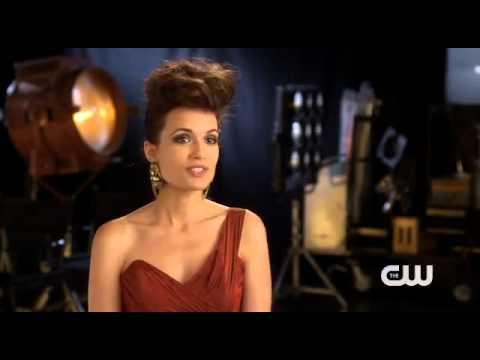 The Vampire Diaries - The Vampire Diaries - Torrey DeVitto Interview -