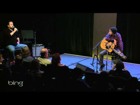 M. Ward - Interview (Bing Lounge)