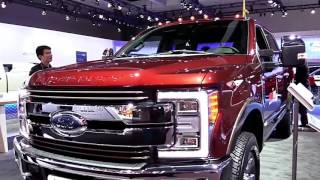 2018 Ford F 250 King RSD SC Premium Features | New Design Exterior And Interior | First Impression