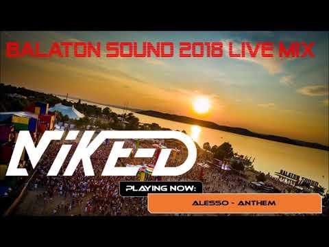 MIKE-D - BALATON SOUND 2018 Mix //DJSNAKE//ALESSO//MARTINGARRIX//