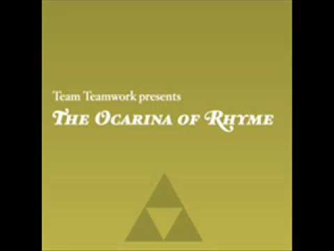 Team teamwork-busta rhymes-dont touch me (Gerudo valley)