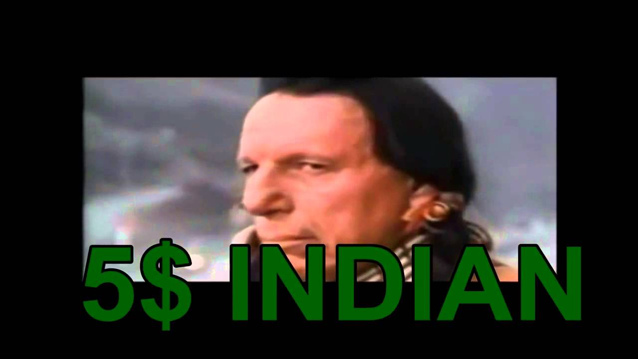What Is A 5 Dollar Indian