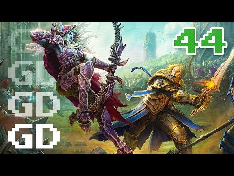 Battle for Azeroth Alliance Gameplay Part 44 - Krakenbane Cove - WoW Let's Play Series