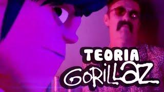TEORÍA | Gorillaz - Strobelite (official video) |Neidan Mortem
