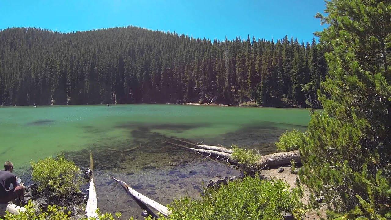 Devils lake ups