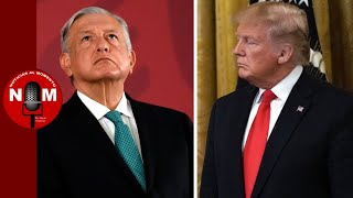 DONALD TRUMP doesn't want AMLO to be President 🔴 | News at the moment