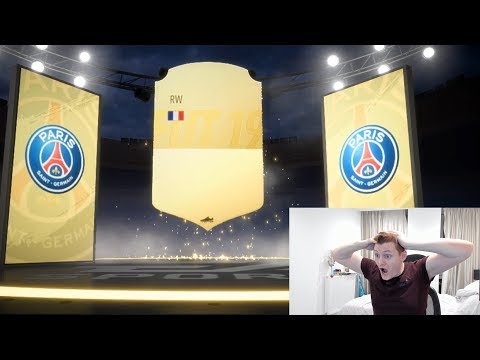 OMG EPIC BACK TO BACK WALKOUTS!!! New FIFA 19 TOTW Pack Opening! thumbnail