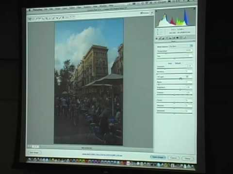 Greg Rewis - Adobe CS4, pt 1