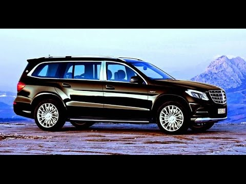 2018 Mercedes Maybach Gls Youtube