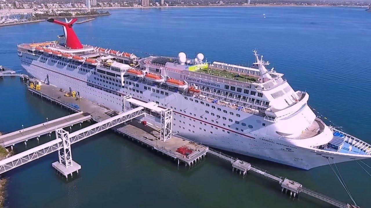 Carnival Cruise Inspiration Ensenada
