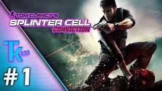 Splinter Cell: Conviction - Misión 1 - Mercadillo de Merchant