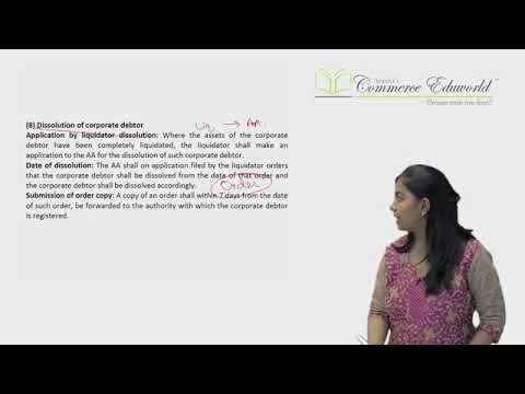 Insolvency and bankruptcy revision by CA arpita s tulsyan mam