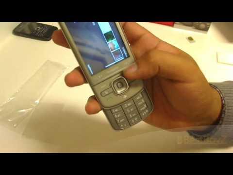 (HD) Review / Vorstellung: Nokia 6710 Navigator 2/2 | BestBoyZ