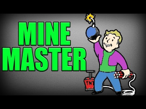 MINE MASTER - Fallout 4 With HUTTS [3]