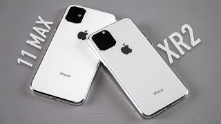 Давайте покрутимо в руках iPhone 11/2019 і XR2