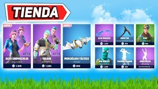 'NEW LIGHT SKINS AND ANIMATED WRAPPERS' FORTNITE STORE 21 juin