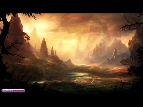 Sad Violin Music | Sunset On The Valley | Somber & Melancholy Music