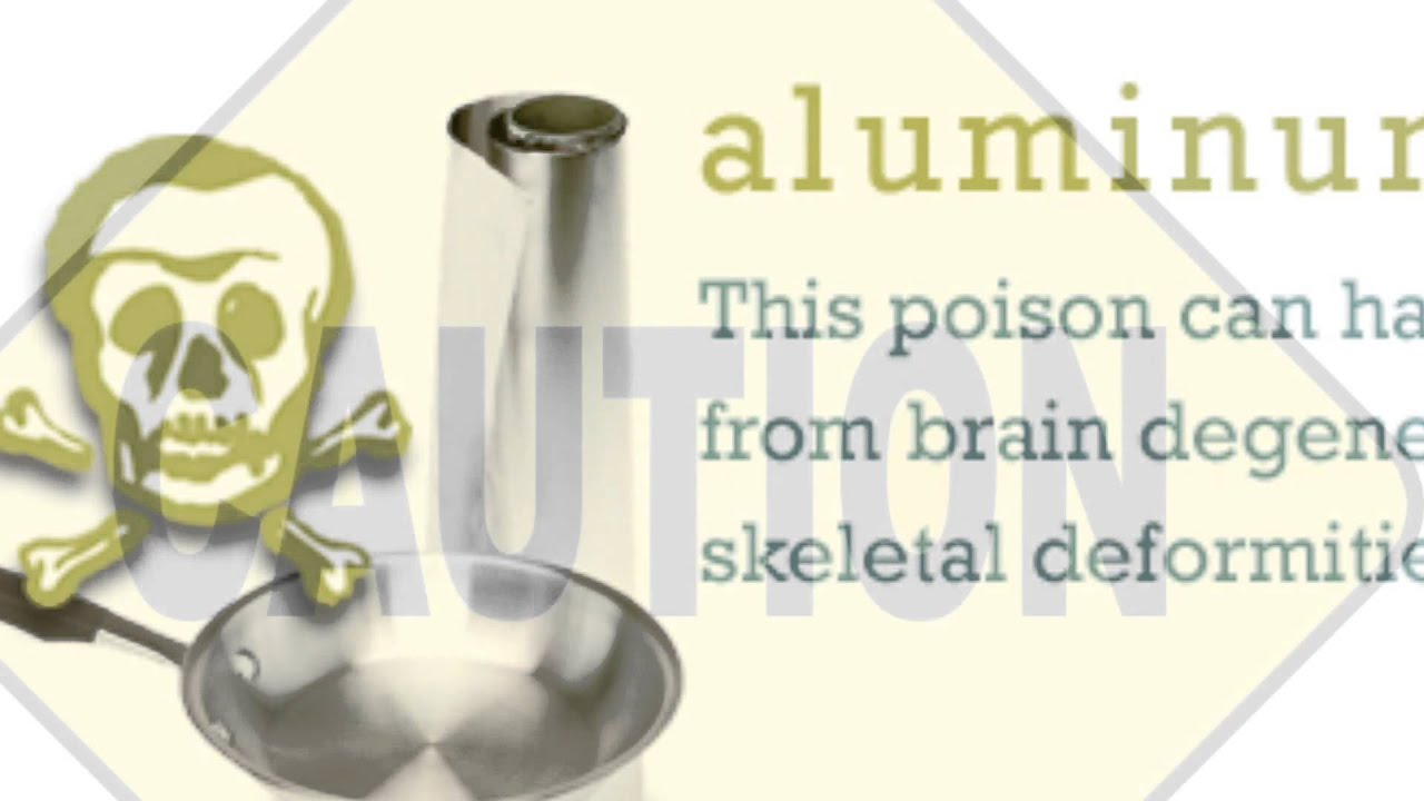 Dangers of Aluminum - YouTube