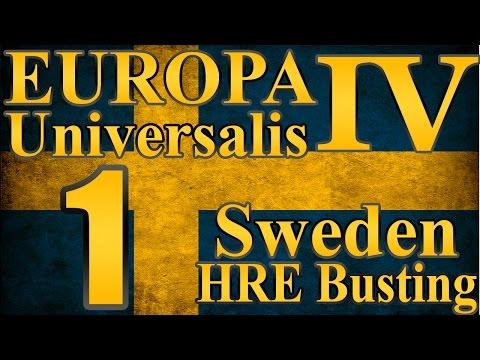 "Europa Universalis 4 COOP Sweden & Florence ""Vassal Life!"" EP:1"