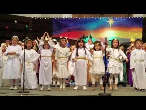 Monarch Christian Academy Christmas Presentation 2016