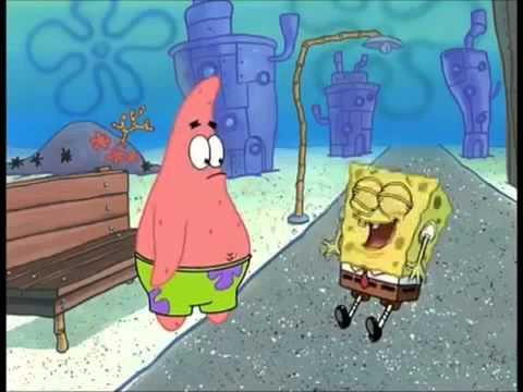 Spongebob vs Drill Instructor