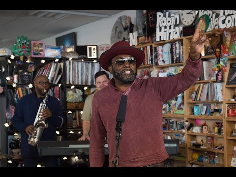 Big Daddy Kane: NPR Music Tiny Desk Concert