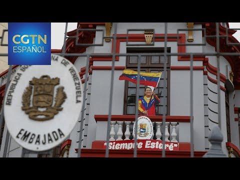 Lima expulsa al embajador venezolano