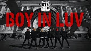 [KPOP IN PUBLIC | ONE TAKE] BTS (방탄소년단) '상남자 (Boy In Luv)' |…