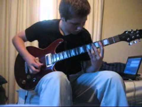 Searching cover by Joe Satriani