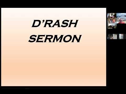 Erev Shabbat Service Jan 29 2021