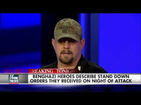Real-life Benghazi heroes open up about