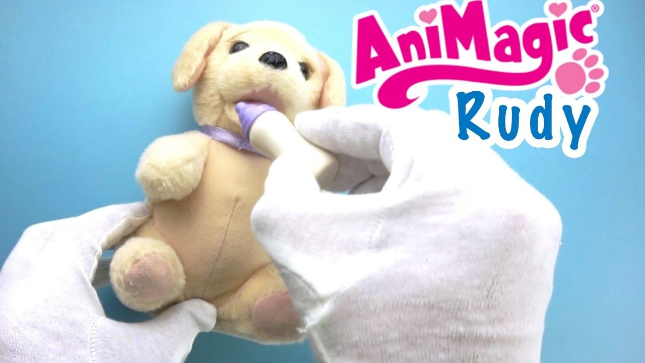 Animagic Rudy Puppy Dog Youtube