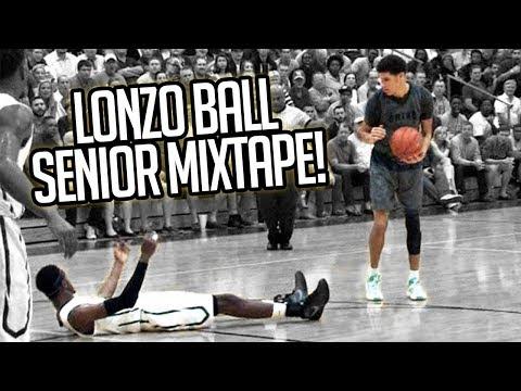 Download Youtube: Lonzo Ball High School Senior Mixtape REMASTERED + Intro Breakdown