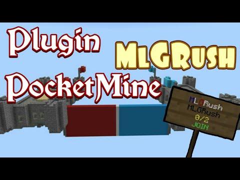 MLGRush_v1.0.0   PocketMine Plugin   Minecraft PE/BE 1.5.0 - 1.6.0   [FREE]