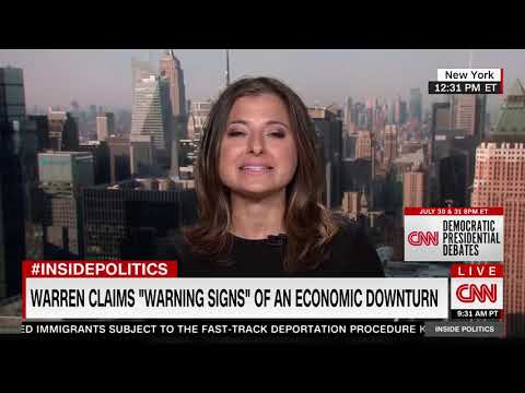 CNN reporter: Warren could cause economic crisis with her proposals