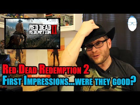 Red Dead Redemption 2 Impressions - From a HARDCORE fan thumbnail