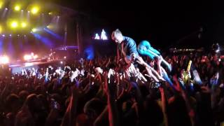 Switchfoot-Let it Out Live at Creation Festival 2016