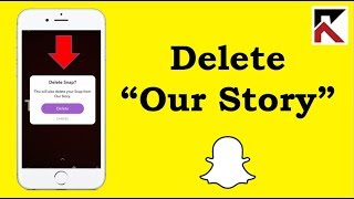 How To Delete A Snap From