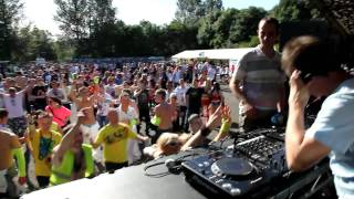 Parklife at Strathclyde Country Park 2009 - Stereofunk (2)