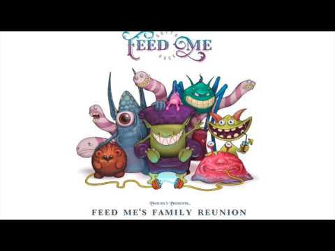 Feed Me - Trouble (feat. Kaneholler) Mp3