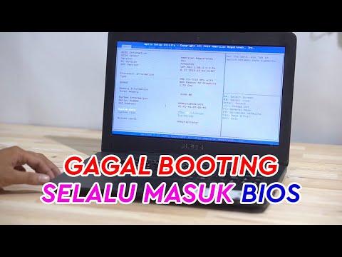 Video Cara Mengatasi Windows 7 Gagal Booting