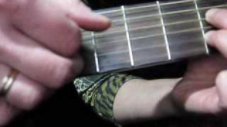 Видеоурок на гитаре