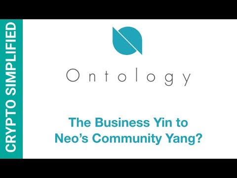 Ontology - The Enterprise Blockchain to rule them all? - China Primed for Blockchain Dominance