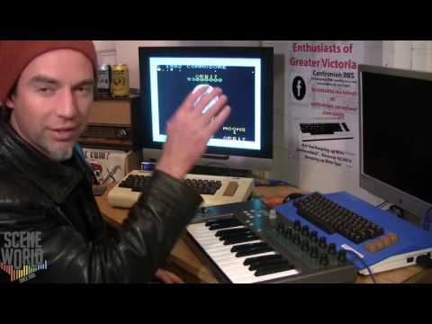 VIC MIDI CARTRIDGE Review for the Commodore VIC-20