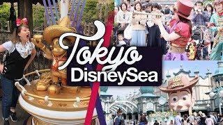 Tokyo DisneySea #2! Toy Story, Indie & Shopping! Japan April 2018