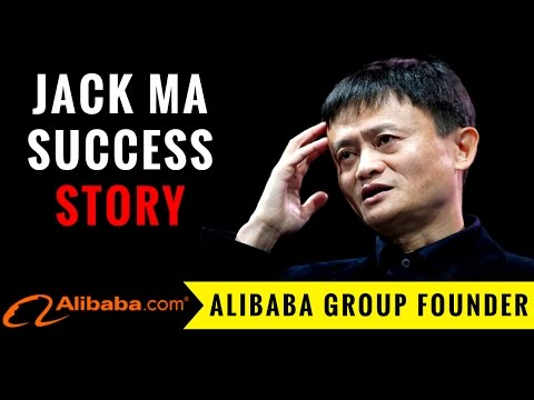 Jack Ma (जैक मा ) Biography in Hindi || Success Story & Motivational Video