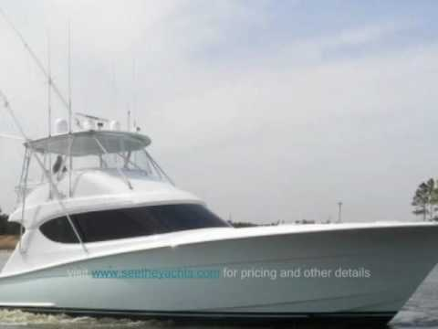 60 Hatteras Convertible YACHT For SALE
