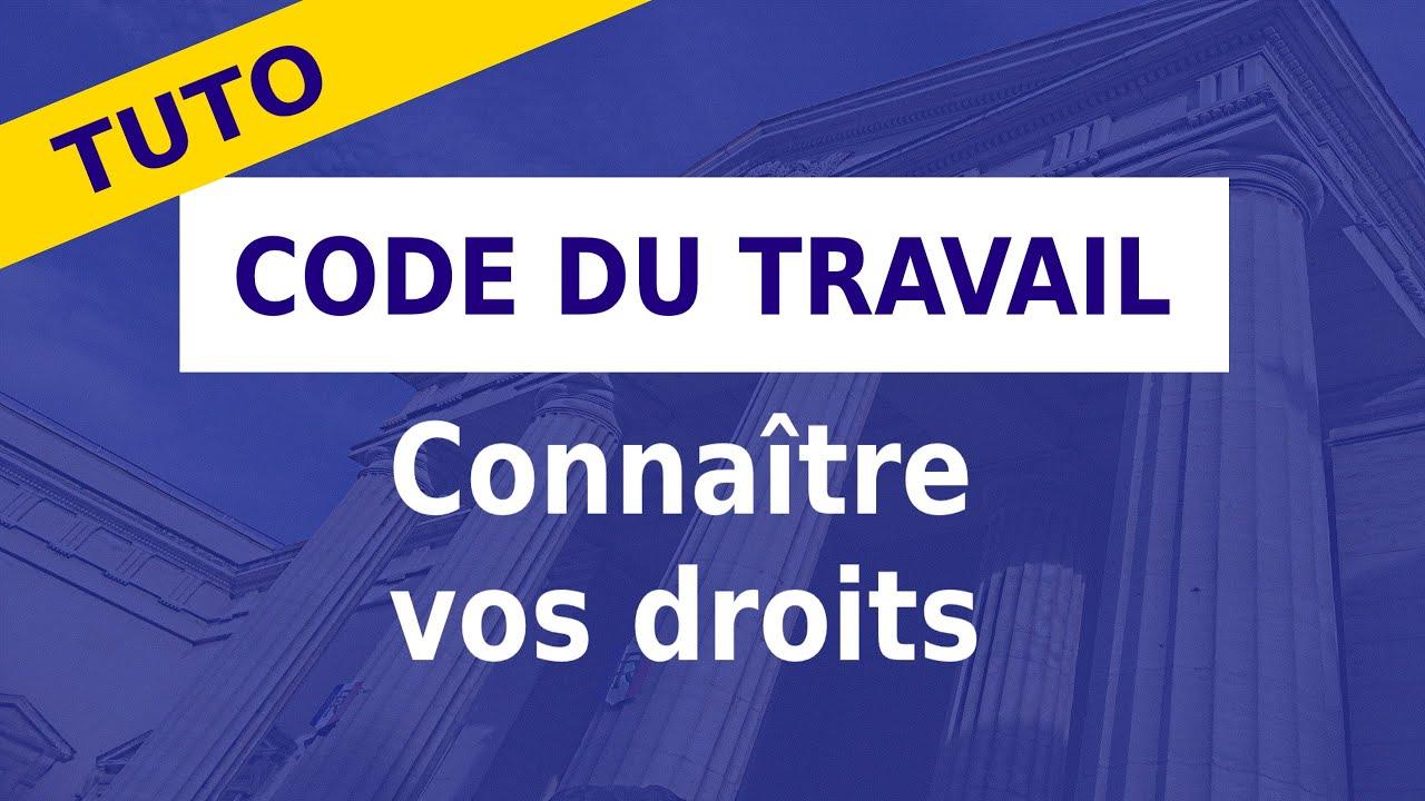 code du travail gouv.fr