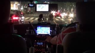 ミニバンの車窓から[E52 ELGRAND RIDER HIGH PERFORMANCE SPEC]15 旧渋谷ビデオスタジオ前~表参道~